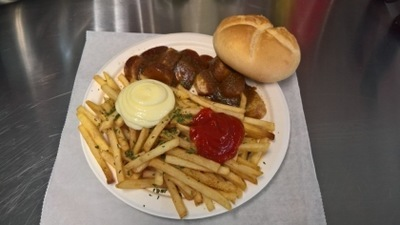 Currywurst Truck Cape Coral
