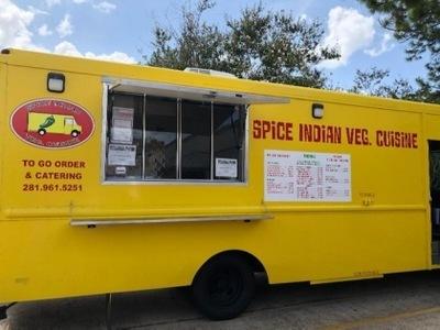 Spice Indian Veg. Cuisine