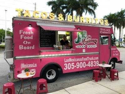 Las Mexicanas Food Truck
