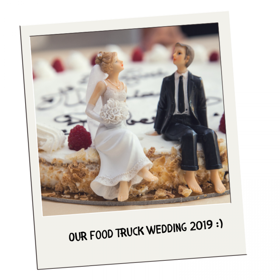 Wedding food truck inspiration